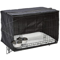 BEST FOR PUPPIES 36 INCH CRATE WITH DIVIDER Summary