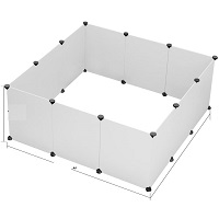 BEST FOR PUPPIES CLEAR DOG CAGE Summary