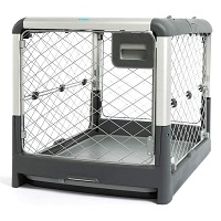 BEST FOR PUPPIES COLLAPSIBLE TRAVEL DOG CRATE Summary