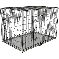 BEST FOR PUPPIES GIANT DOG CRATE Summary