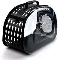 BEST FOR TRAVEL CLEAR DOG CAGE Summary