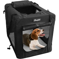 BEST FOR TRAVEL SOFT COLLAPSIBLE DOG CRATE Summary