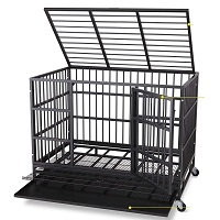 BEST HEAVY DUTY CRATE FOR LABRADOR Summary