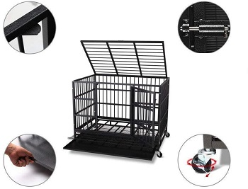 BEST HEAVY DUTY CRATE FOR LABRADOR