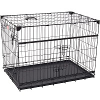 BEST INDOOR 36 INCH DOG CRATE WITH DIVIDER Summary