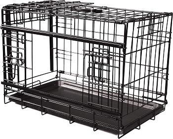 BEST INDOOR FRENCH BULLDOG CAGE