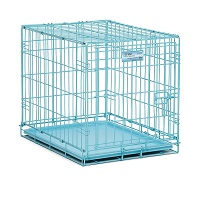 BEST LIGHT BLUE COLORED DOG CRATE Summary