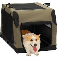 BEST MEDIUM COLLAPSIBLE TRAVEL DOG CRATE Summary
