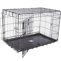 BEST METAL 36 INCH DOG CRATE WITH DIVIDER Summary