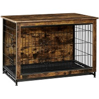 BEST METAL DOG CRATE CREDENZA Sumary