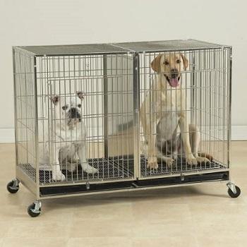 BEST METAL TALLEST DOG CRATE
