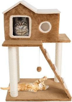 BEST MODERN 3 TIER CAT TOWER
