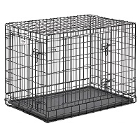 BEST OF BEST 36 INCH DOG CRATE WITH DIVIDER Summary