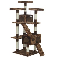BEST OF BEST 6FT CAT TREE summary