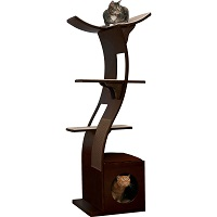 BEST OF BEST ARTISTIC CAT TREE summary