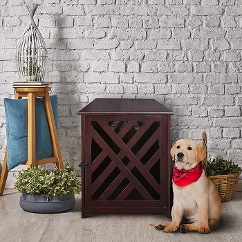 BEST OF BEST CONTEMPORARY DOG CRATE