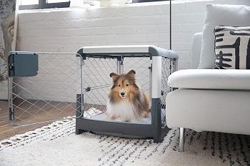 BEST OF BEST COZY DOG CRATE