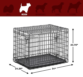 BEST OF BEST CRATE FOR FRENCH BULLDOG