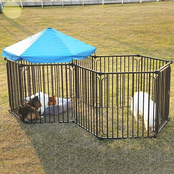 BEST OF BEST DOG PEN CAGE