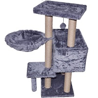 BEST OF THE BEST CAT TREE BASKET summary