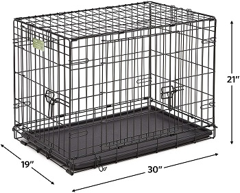 BEST PUPPY CRATE FOR FRENCH BULLDOG