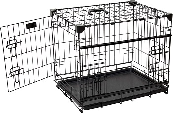 BEST PUPPY CRATE FOR YORKIE