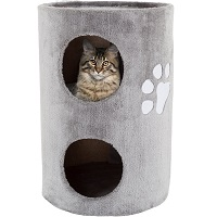 BEST SMALL 2 STORY CAT CONDO summary