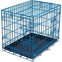 BEST SMALL BLUE DOG CRATE Summary