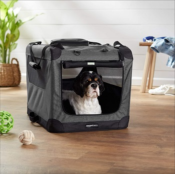 BEST SMALL CLOTH DOG CRATE