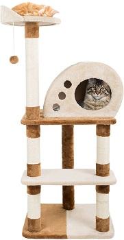 BEST TALL ARTISTIC CAT TREE