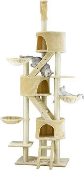 BEST TALL CAT TREE BASKET