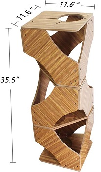 BEST WITHOUT CARPET 36 INCH CAT TREE