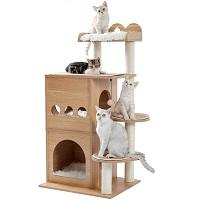 BEST WITHOUT CARPET AMAZING CAT TREE summary