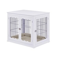 BEST WOODEN COSY DOG CRATE Summary