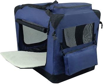 EliteField 3-Door Dog Crate