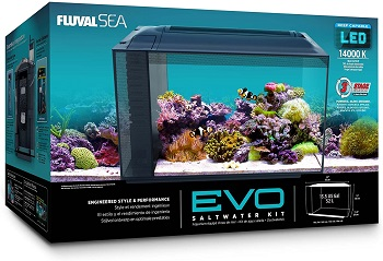 Fluval Fish Tank Aquarium Kit
