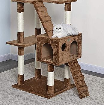 Go Pet Club 72'' Cat Tree