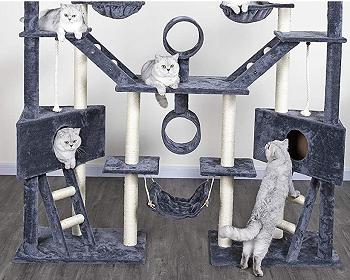 Go Pet Club Cat Condo