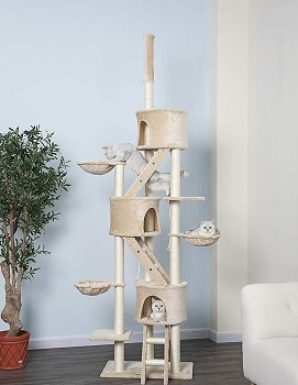 Go Pet Club Cat Tower