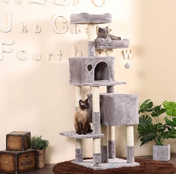 Hey Brother Cat Tower