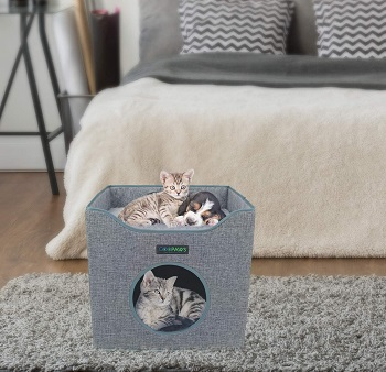 Jespet Foldable Cat Condo