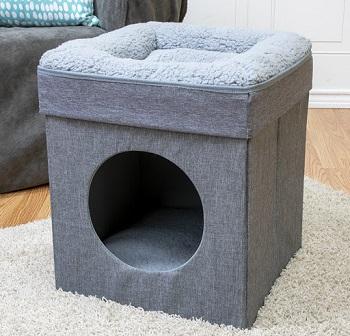 Kitty City Bed