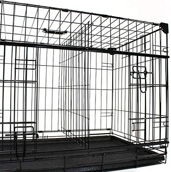 Lucky Dog 54-in Giant Dog Crate