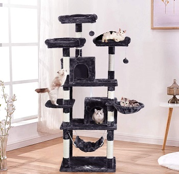 MQ Multi-level Cat Tree