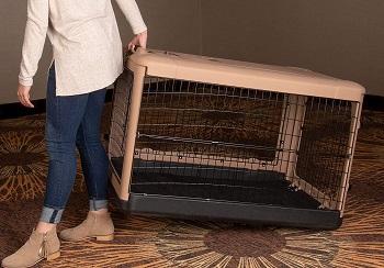 Pet Gear 4 Door Steel Crate