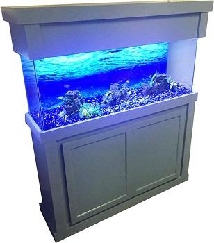 R&J Enterprises Birch Aquarium Stan