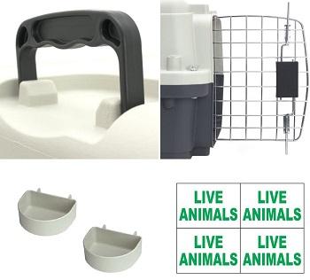 SportPet Designs Plastic Kennel