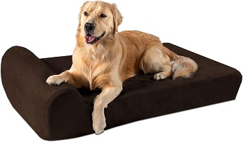 BEST 48 DOG CRATE BED