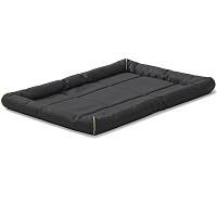 BEST FOR PUPPIES DOG CRATE BED WASHABLE Summary