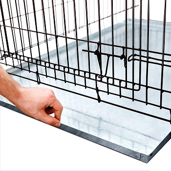 BEST GIANT DOG CRATE TRAY XL